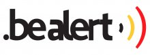 Be-Alert logo