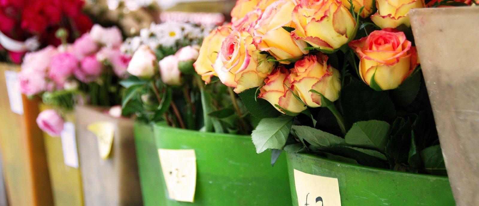 Bloemenjaarmarkt