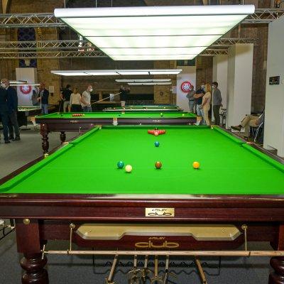 Snookerzaal Ster Der Zee