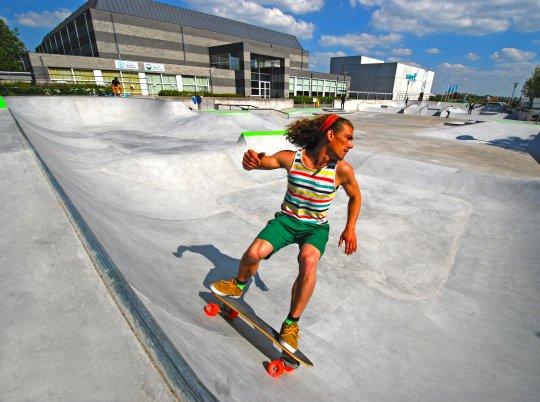 Skateplaza Oostduinkerke