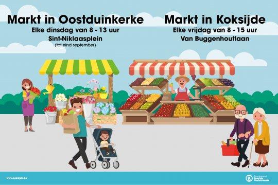 openbare markten