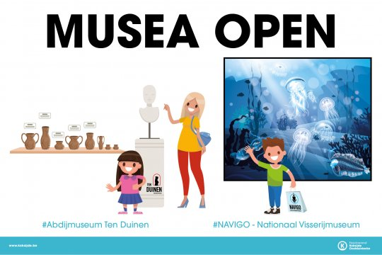 musea open