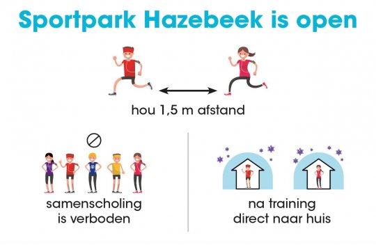 sportpark open