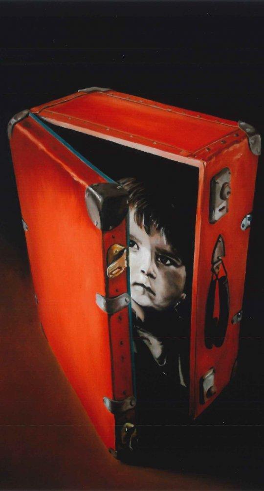 Willy Baeyens - Left Luggage