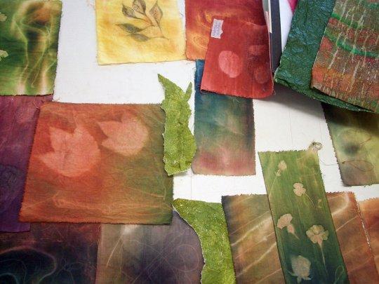 Atelier textiele kunst