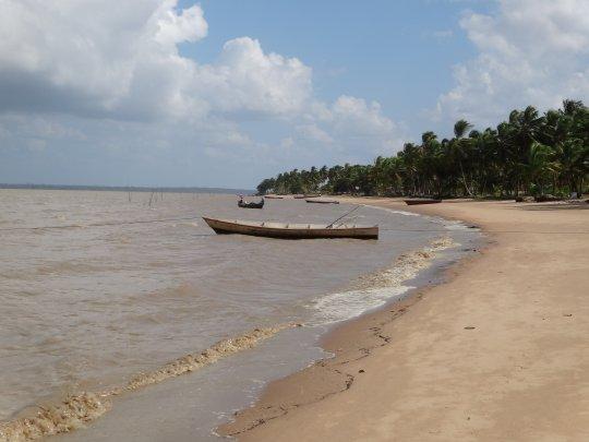 strand Galibi