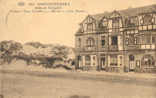 Albert I Laan in Oostduinkerke