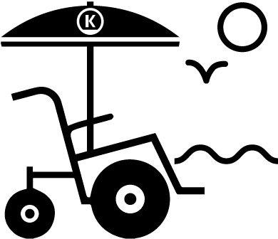 logo strandrolstoel