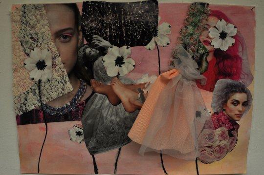 Textiele vorming: mode