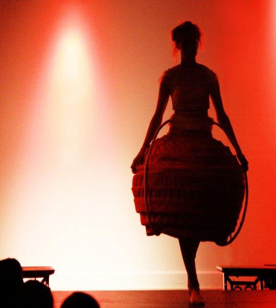 Atelier mode- en theaterkostuumkunst