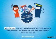 Be-Alert challenge