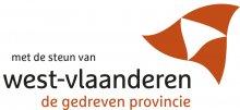 met steun West-Vlaanderen