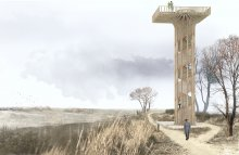 Uitkijktoren Hoge Blekker