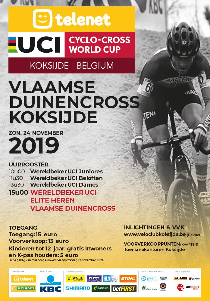 Affiche WB cyclocross 2018