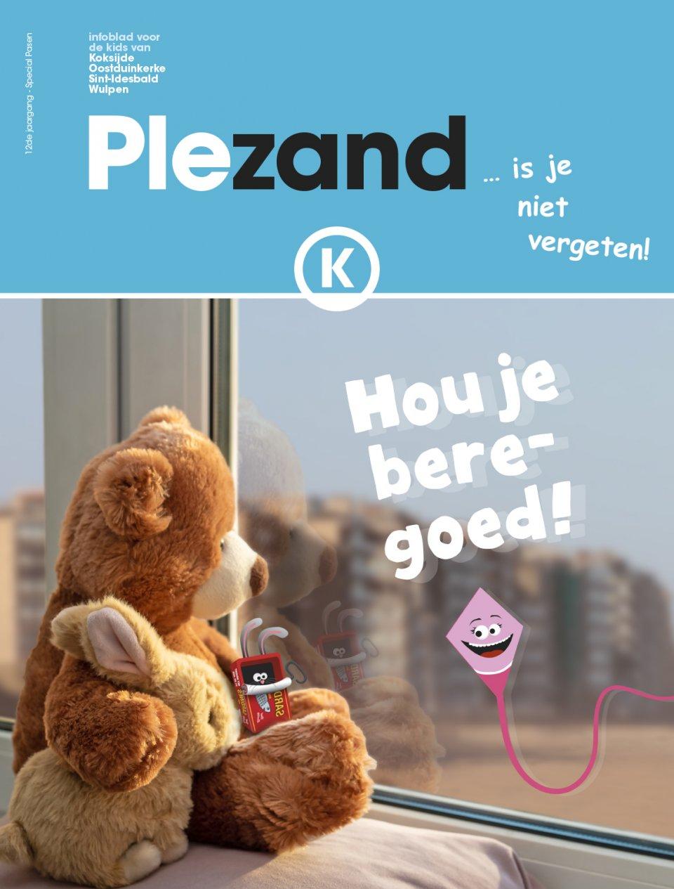 Plezand cover