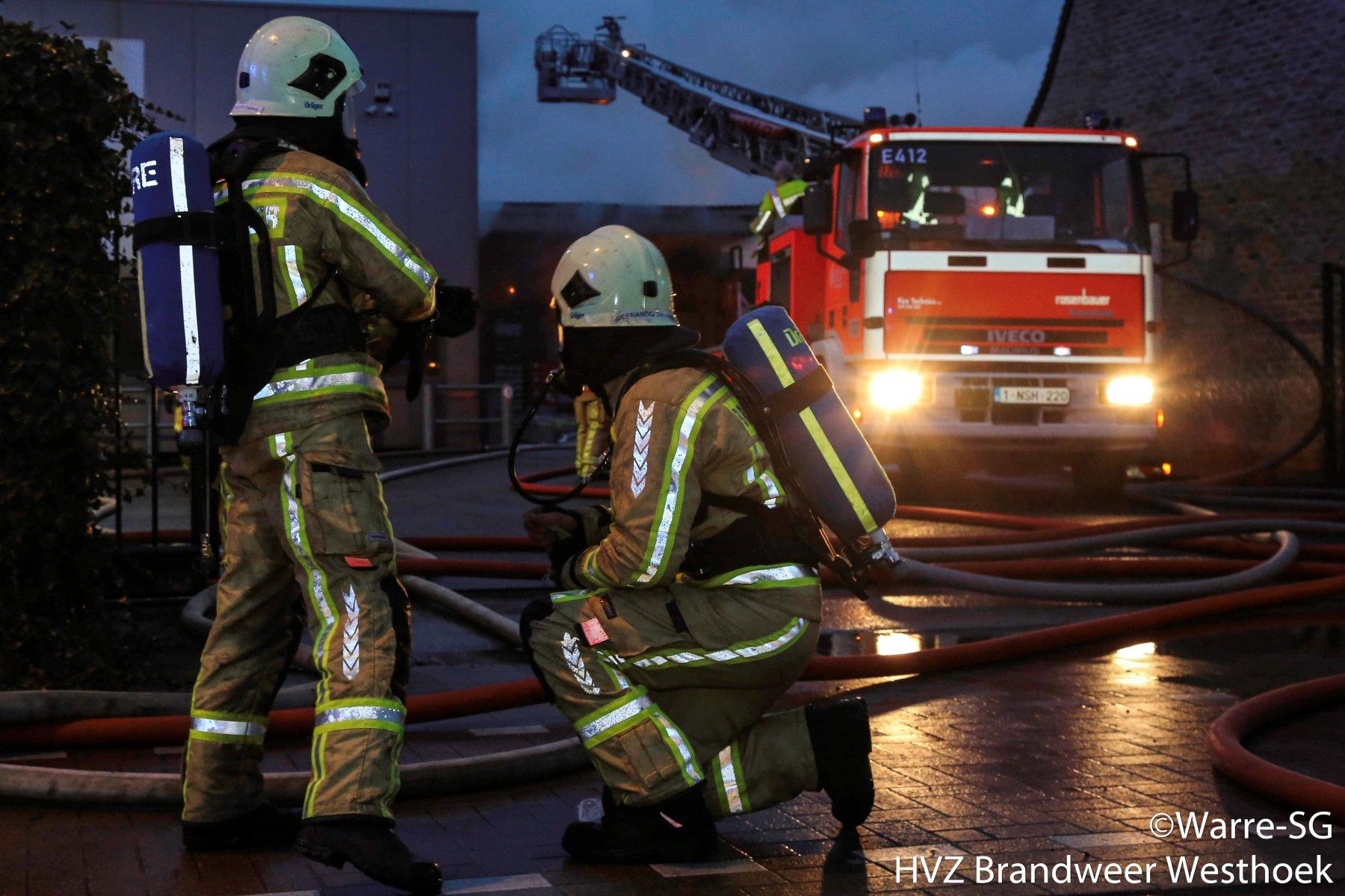 Brandweerzone Westhoek