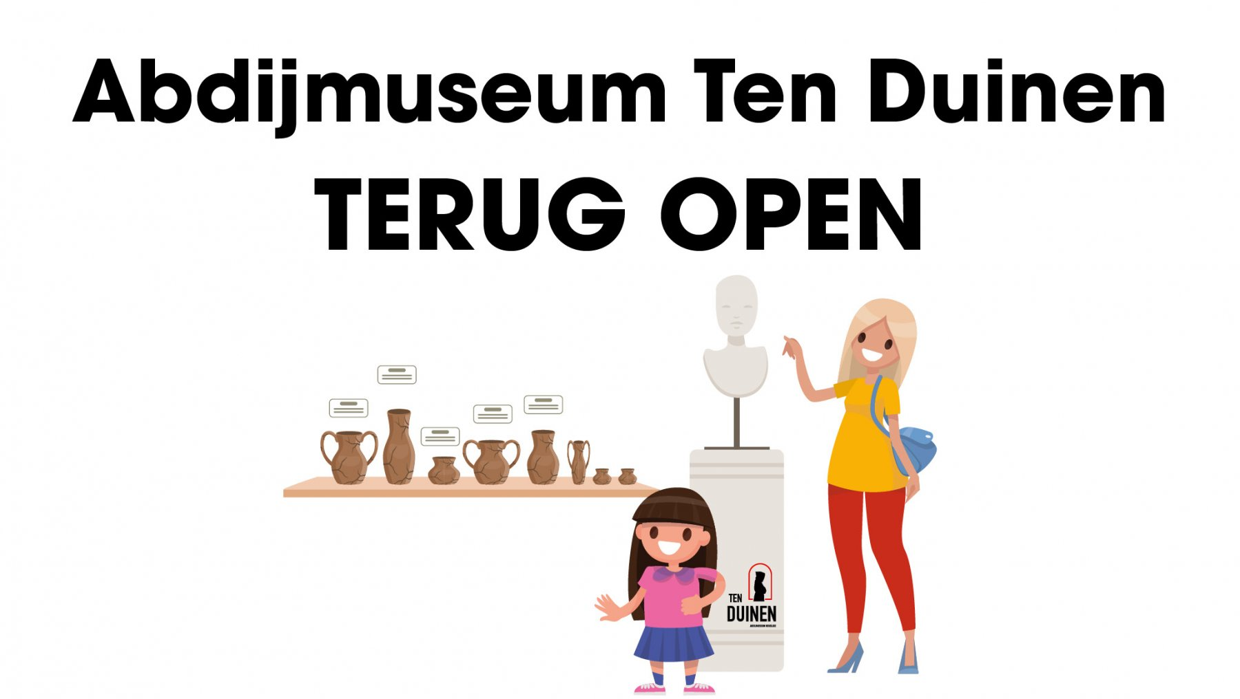 Abdijmuseum opnieuw open