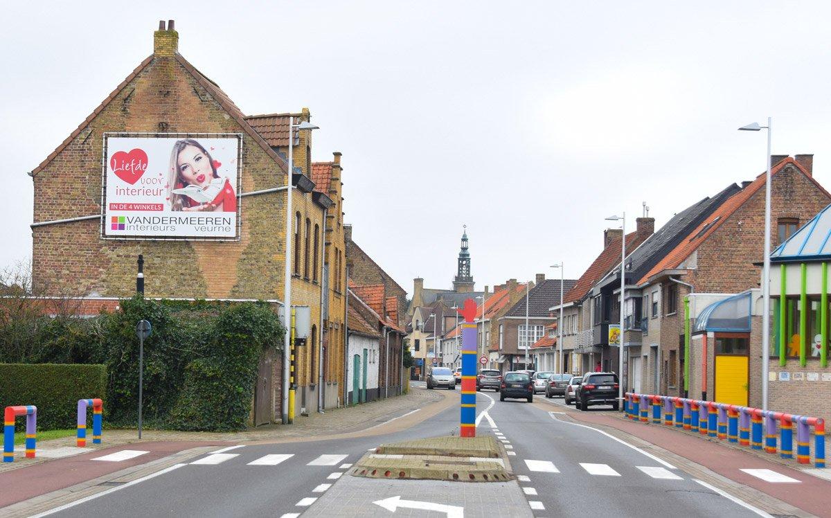 Dorpstraat Oostduinkerke