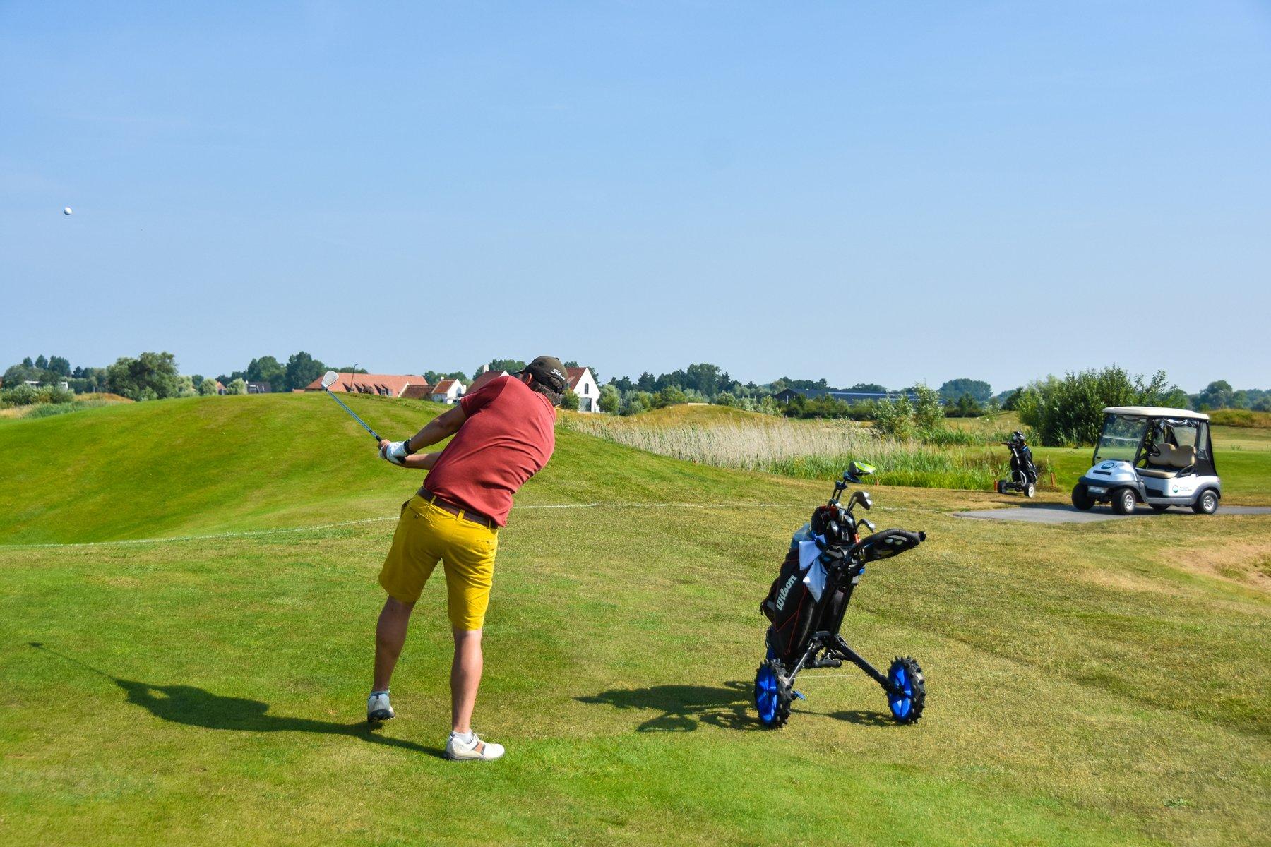 Golf ter hille top 10!