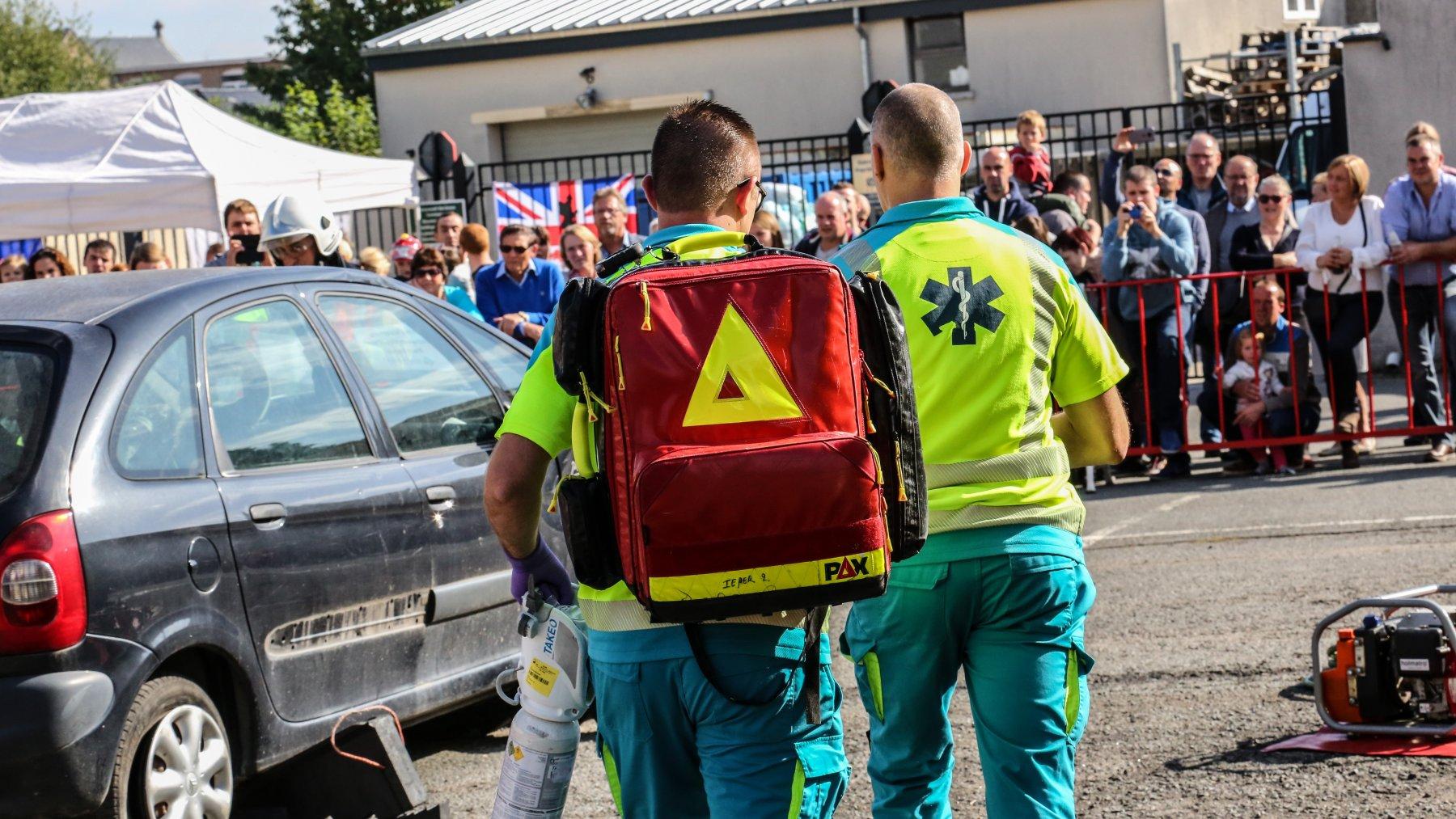hulpverlener-ambulancier