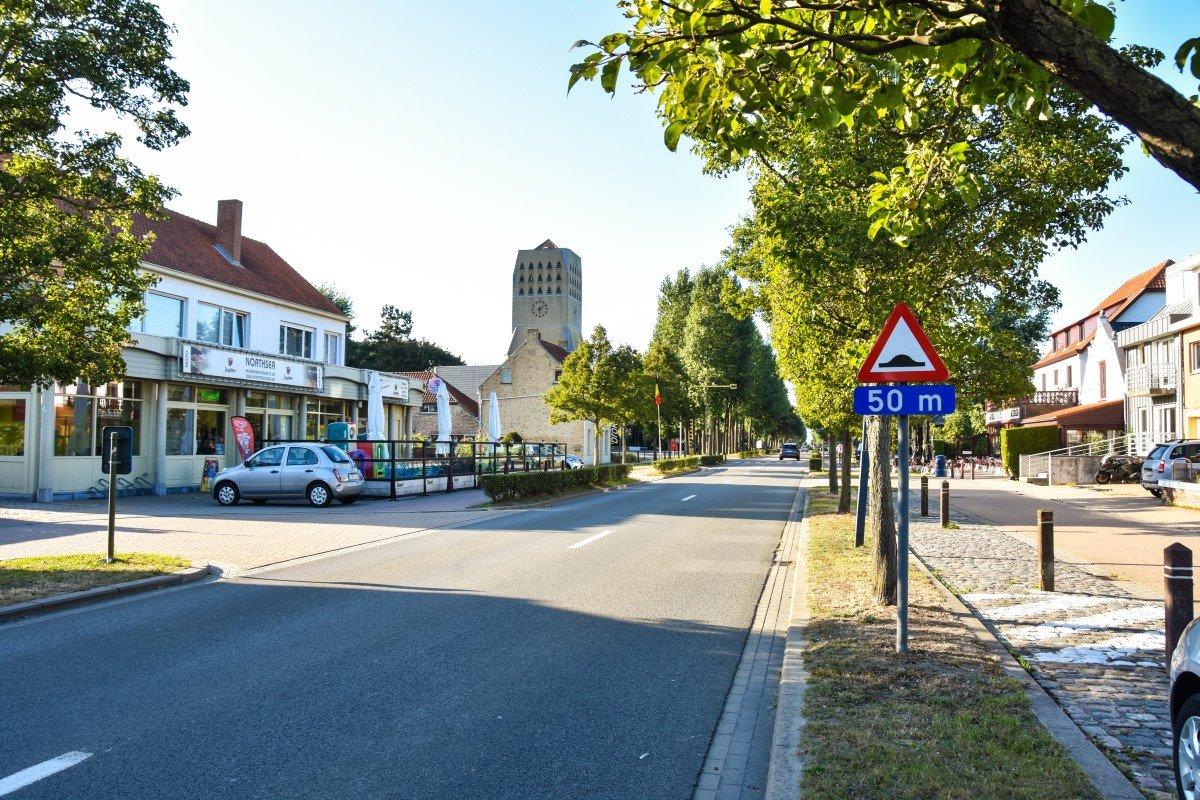 Leopold II-Laan in Oostduinkerke