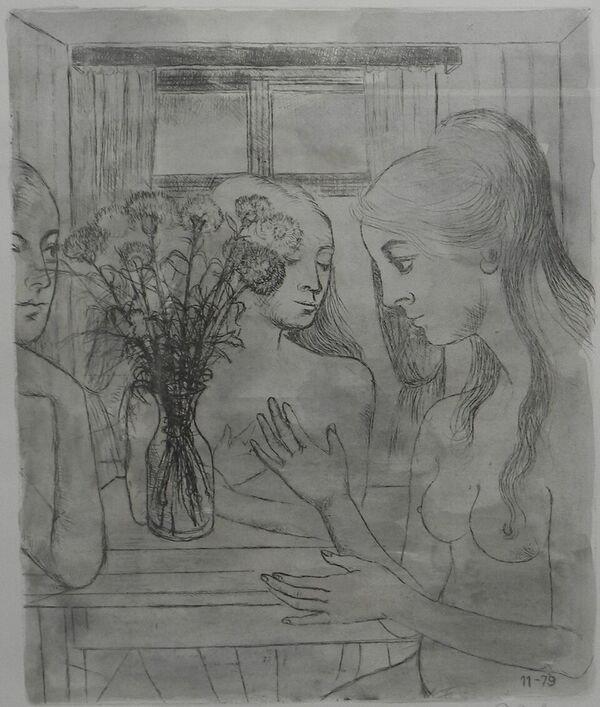 Paul Delvaux.