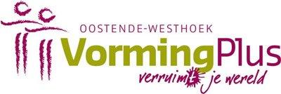 logo Vormingplus Oostende-Westhoek