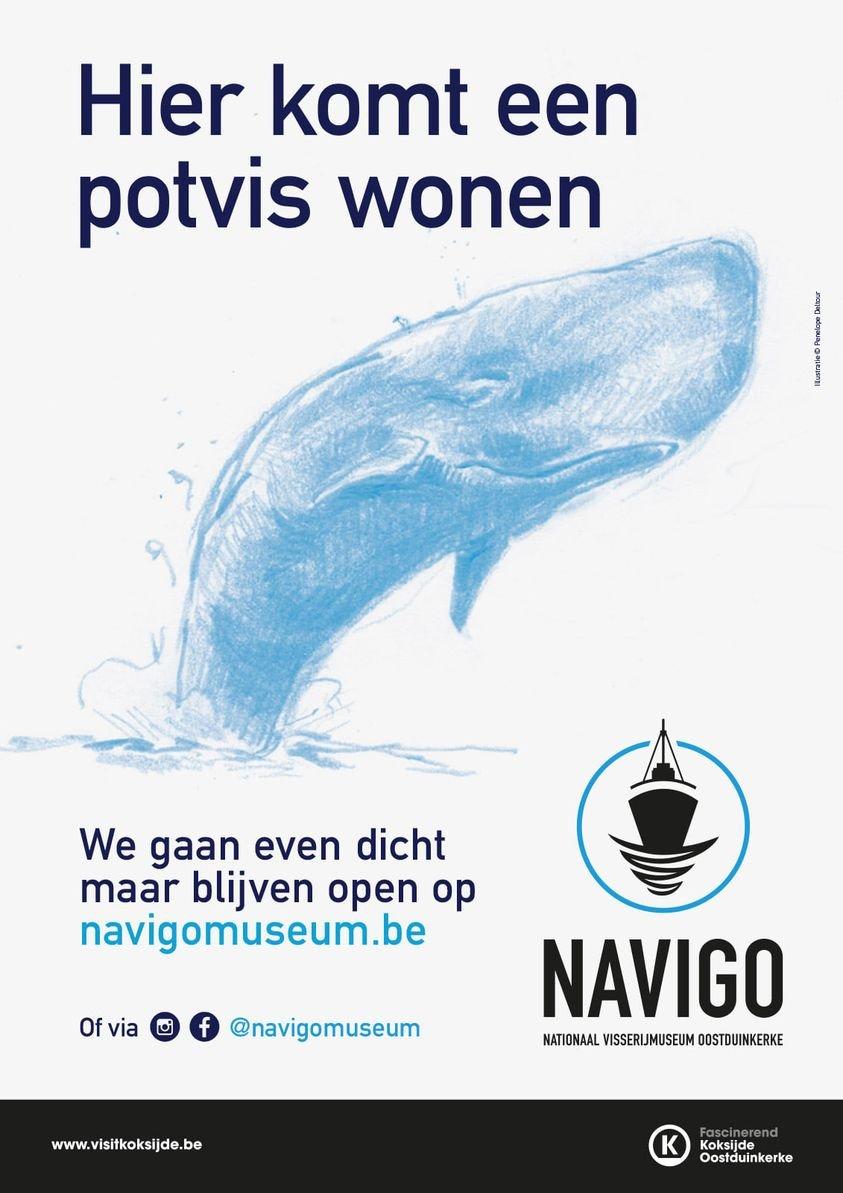 Potvis NAVIGO-museum