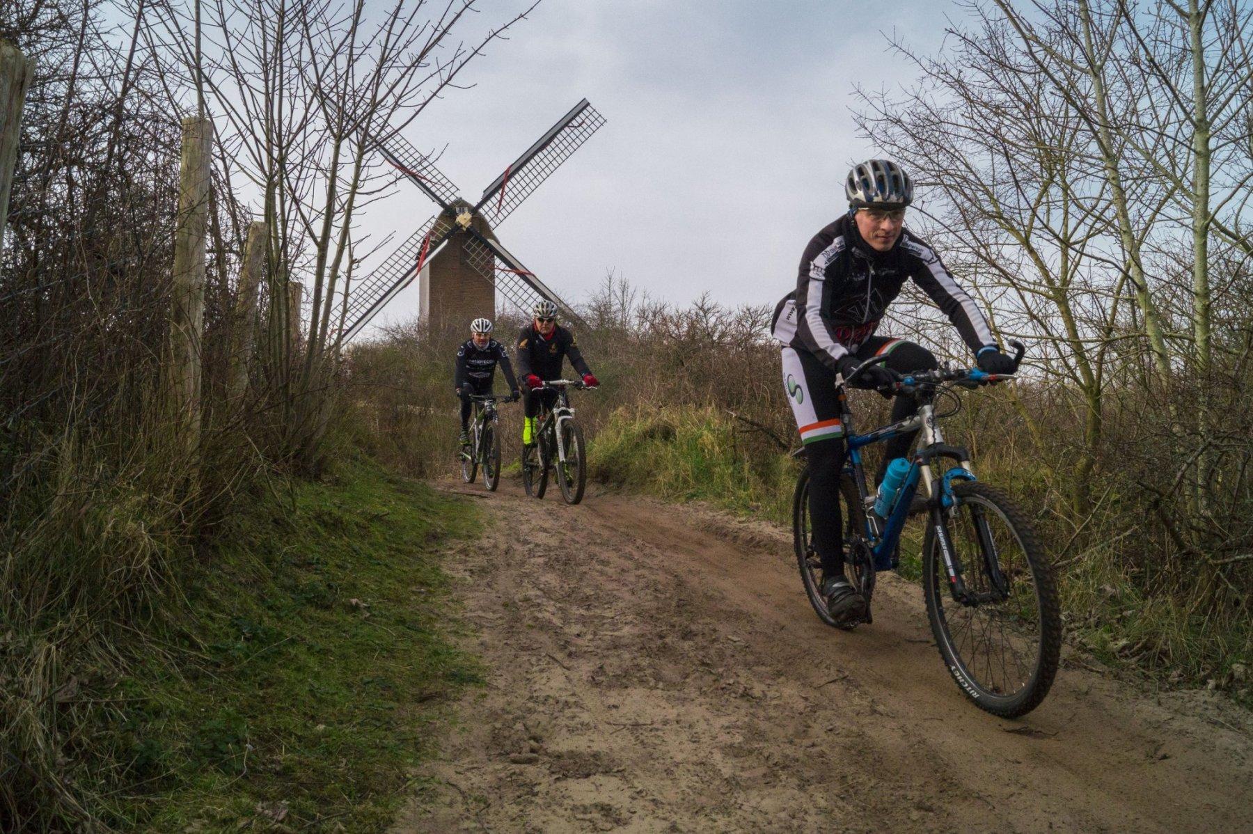 Mountainbiketoertocht