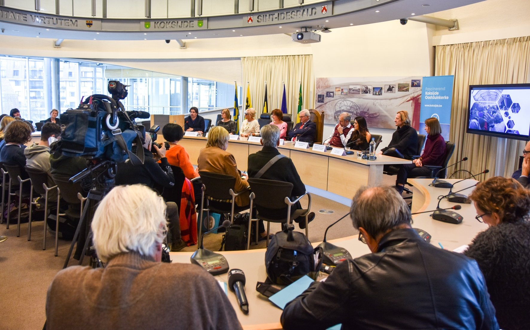 Persconferentie Night of the Proms Summer Edition 2020
